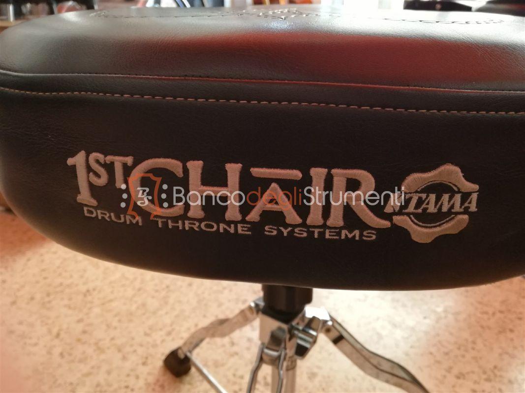 Tama st chair drum throne sgabello per batteria usato banco