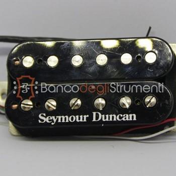 Schema Collegamento Humbucker Di Marzio : Seymour duncan jeff beck sh 4 black pickup humbucker per chitarra