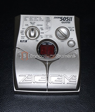 zoom 505 ii patches pdf